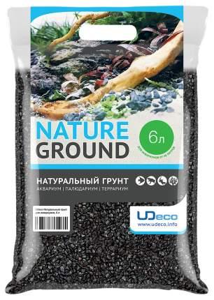 Грунт для аквариума UDeco Canyon Black 6-12 мм 6 л UDC420386