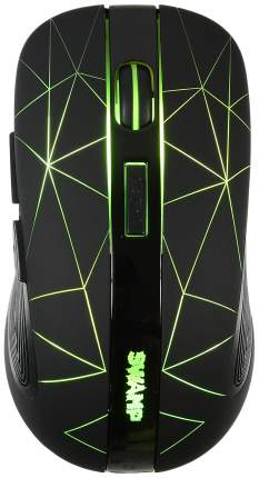 Беспроводная игровая мышь OKLICK 975GW Black