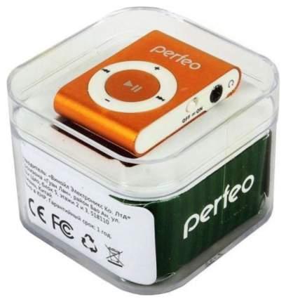 МР3-плеер с клипсой Perfeo Music Clip Titanium VI-M001 Оранжевый