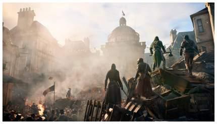 Игра Assassin's Creed: Единство для PlayStation 4