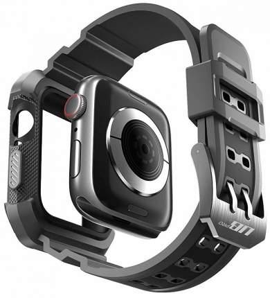Чехол-ремешок Supcase Unicorn Beetle Pro для Apple Watch Series 4 40mm (Black)