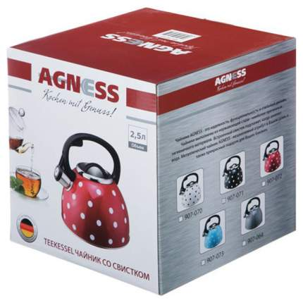 Чайник Agness 907-072