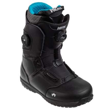Ботинки для сноуборда Rome Inferno 2020, black, 28
