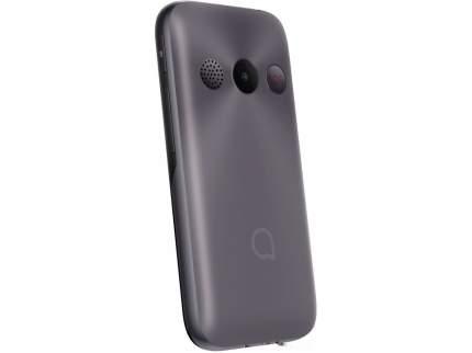 Мобильный телефон  Alcatel 2019G Metallic Gray
