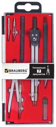 Готовальня Brauberg «Architect» 210346 7 предметов