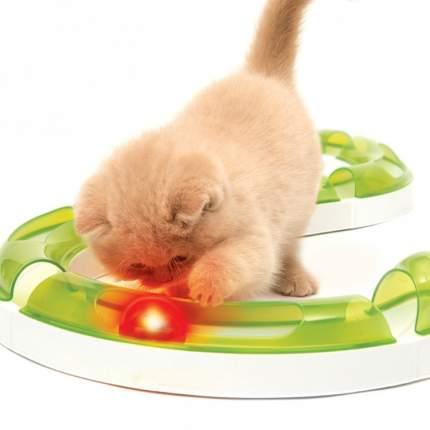 Игрушка для кошек Hagen светящийся шарик к игровым дорожкам Hagen Catit, красный, 3см