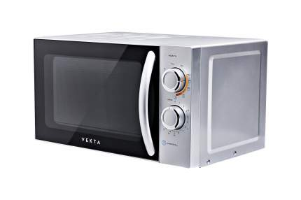 Микроволновая печь с грилем Vekta MG720AHS Silver