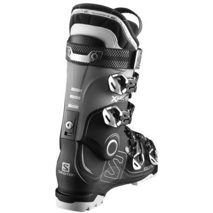 Горнолыжные ботинки Salomon X Pro 100 2018, black/anthracite/gray, 24.5