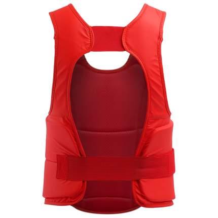 Жилет защитный FIGHT EMPIRE, размер XL, цвет красный FIGHT EMPIRE