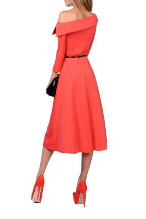 Платье женское FRANCESCA LUCINI F0724-12 красное 44 RU