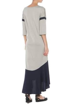 Платье женское Adzhedo 41530 серое 5XL RU