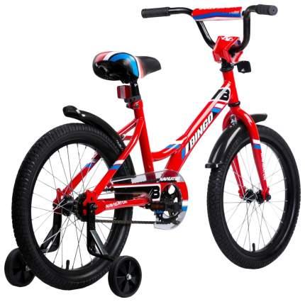 Велосипед Детский Двухколесный Navigator Bingo Вм18108 Красный