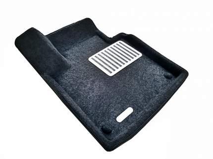 Комплект ковриков в салон автомобиля для Volvo Euromat Original Lux (em3d-005509)