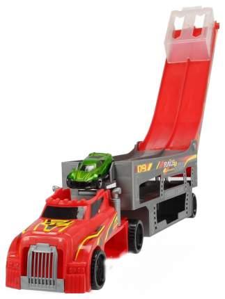 Автовоз Simba 4 уровня с машинкой Dickie