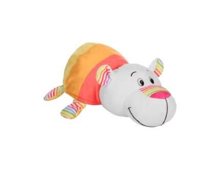 Игрушка-вывернушка 1 TOY Ням-Ням Хаски-Полярный мишка Медовая глазурь-Мороженое 40 см