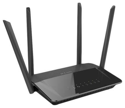 Wi-Fi роутер D-Link DIR-822 Black