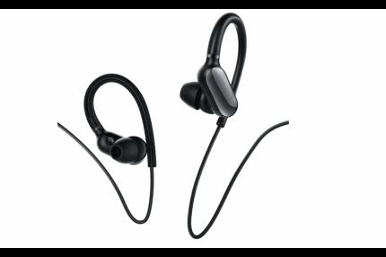 Наушники беспроводные Xiaomi Mi Sports Bluetooth Ear-Hook Headphones Black