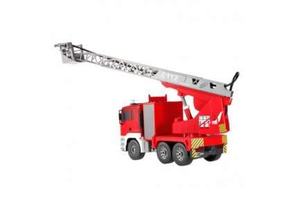 Радиоуправляемая пожарная машина Double Eagle масштаб 1:20 2.4G брызгает водой E567-003