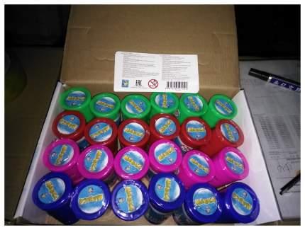 Мелкие пакости Мяшка, издающая звуки, банка с рожицей, 3 цвета, 130 г Т59114 1toy