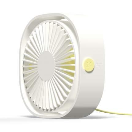 Настольный вентилятор Baseus Flickering Desktop Fan White
