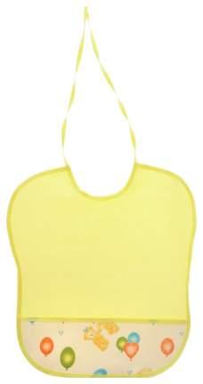БАЮШКА Нагрудник защитный из клеенки с ПВХ покрытием на нетканой основе Цветной 33*33 см