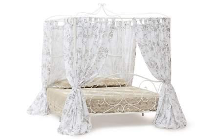 Кровать двуспальная TetChair Secret De Maison Hestia 160х200 см, белый