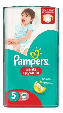 Подгузники-трусики Pampers Pants 5 (12-18 кг), 48 шт.