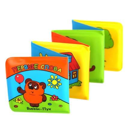 """Книга-раскладушка для ванной Умка """"Первые слова. Винни-пух"""""""