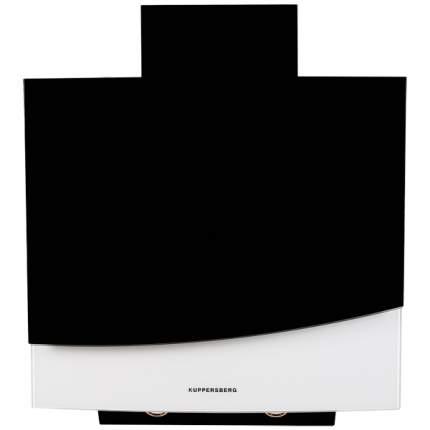 Вытяжка наклонная KUPPERSBERG F W610 B White/Black