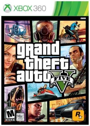 Игра для Xbox 360 GTA V