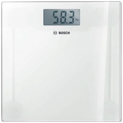 Весы напольные Bosch AxxenceSlim Line PPW3300 Белый