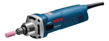 Сетевая прямая шлифовальная машина Bosch GGS 28 C 601220000