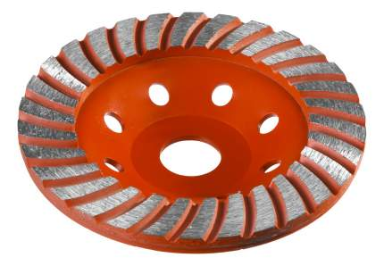 Чашка алмазная шлифовальная по бетону Зубр 33375-125