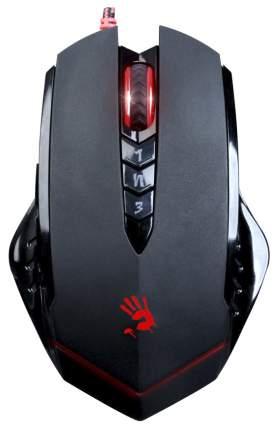 Мышь A4Tech Bloody V8M черный оптическая (3200dpi) USB игровая (7but)