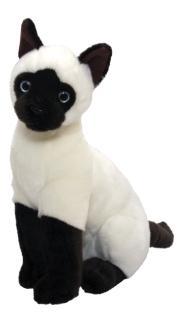 Мягкая игрушка Gulliver Кошка сидячая, 36 см