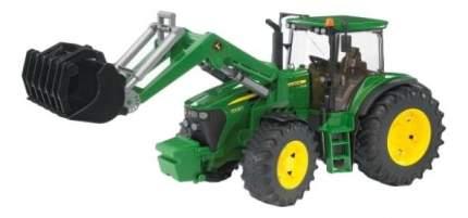 Трактор Bruder John deere 7930 с погрузчиком