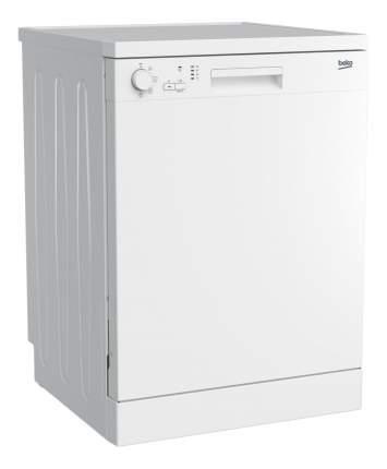 Посудомоечная машина 60 см Beko DFC04210W white