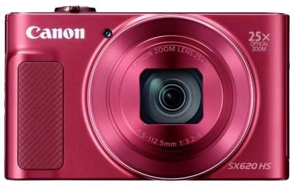 Фотоаппарат цифровой компактный Canon PowerShot SX620 HS Red