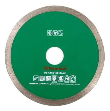 Диск отрезной алмазный по керамике Hammer Flex 206-107 DB CN (30691)