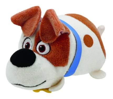 Мягкая игрушка TY Teeny Собачка Макс герой м/ф Тайная жизнь домашних животных 11х7х5 см