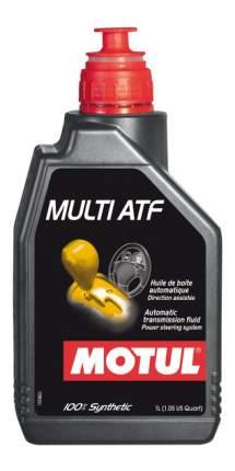 Трансмиссионное масло MOTUL Motylgear 1л 105784
