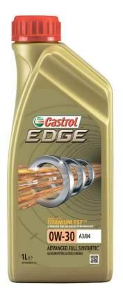 Моторное масло Castrol EDGE Titanium FST 0w30 А3/В4 ( 1л)