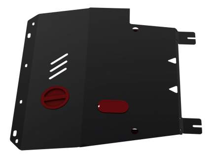 Защита двигателя Автоброня для Nissan (111.04113.3)