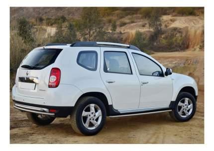 Защита порогов RIVAL для Nissan; Renault (R.4701.007)
