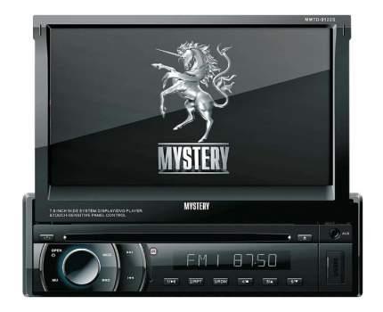 MYSTERY Автомагнитола Mystery MMTD-9122S USB CD MP3 DVD 1DIN 4x50Вт пульт ДУ черный