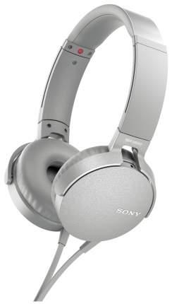 Наушники Sony MDR-XB550 White