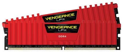 Оперативная память Corsair VENGEANCE LPX CMK32GX4M2A2666C16R