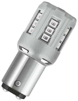 Лампа светодиодная автомобильная OSRAM 1W 12V BAY15D (1457YE-02B)