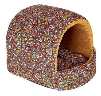 Домик для собак Happy Puppy Этнос 45х33х34 см