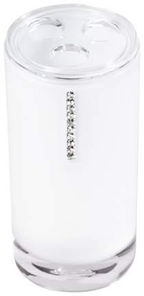 Стакан для зубных щеток Tatkraft Diamond 12400 White